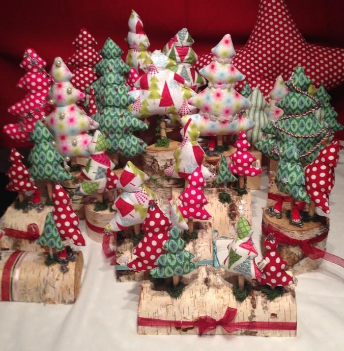 Tannenbäume Projekt 2014